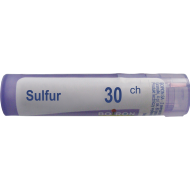 Boiron Sulfur 30 CH 4 g - sulfur_30ch.png