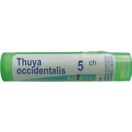 Boiron Thuya occidentalis 5 CH 4 g - thuya_occidentalis_5ch.png